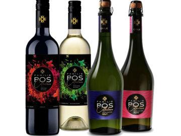 Heerlijke wijn van de Pos Collection van de familie Pos!