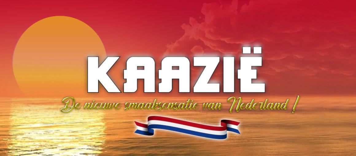 Kaazië de nieuwste smaaksensatie van Nederland