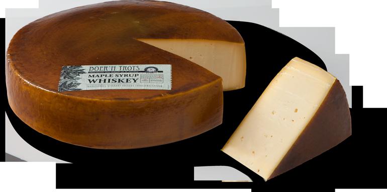 Overheerlijke Boer'n Trots Special: Maple Syrup Whiskey kaas uut Twente!